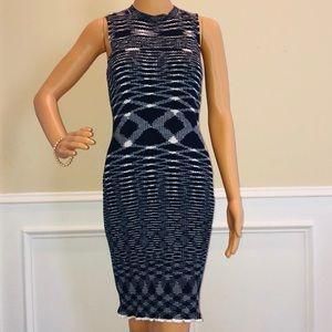 See by Chloe ribbed knit dress
